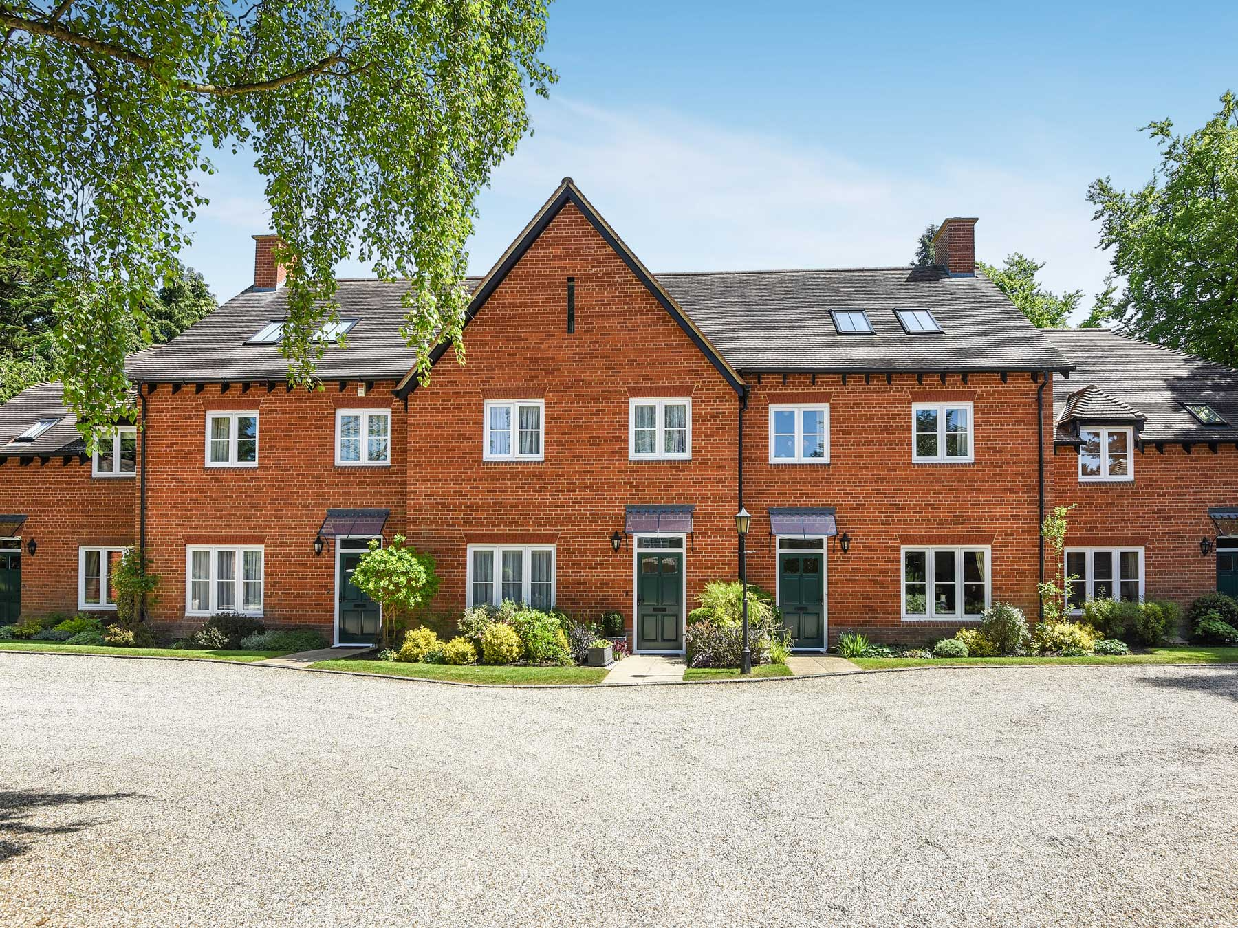 Retirement Properties For Sale In Hampshire